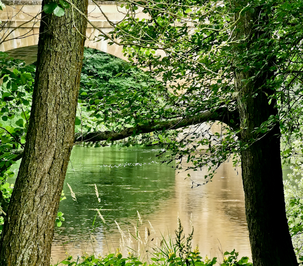 River North Tyne, Pennine Way