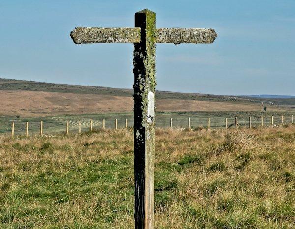 Pennine Way Marker - Bellingham