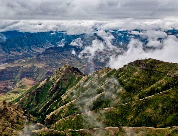 Hells Canyon, Oregon