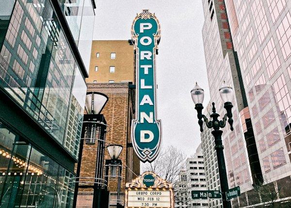 How to plan an Oregon Road Trip - Portland