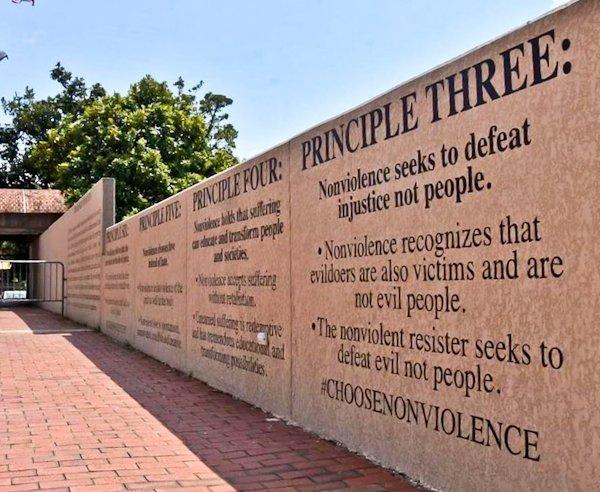 Atlanta Landmarks - Martin Luther King, Jr. National Historical Park