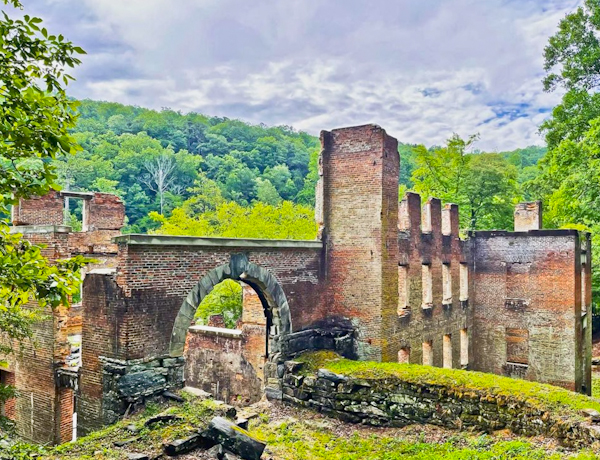 Sweetwater Creek State Park - Manchester Mill