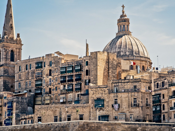 Historic Places of Interest in Malta