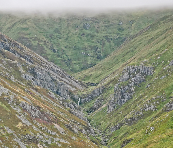 Waterfalls and Valleys - The Cheviots