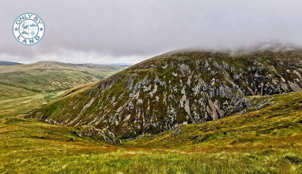 Pennine Way Stage 15 - Windy Gyle to Kirk Yetholm