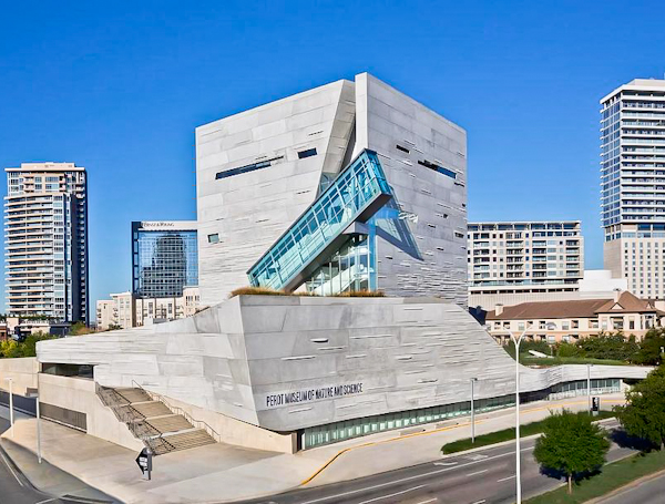 Dallas Landmarks - Perot Museum of Nature and Science