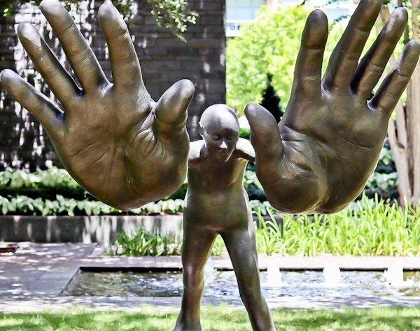 Dallas Landmarks - Nasher Sculpture Center