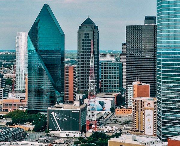 Dallas Landmarks - Trammell Crow Center