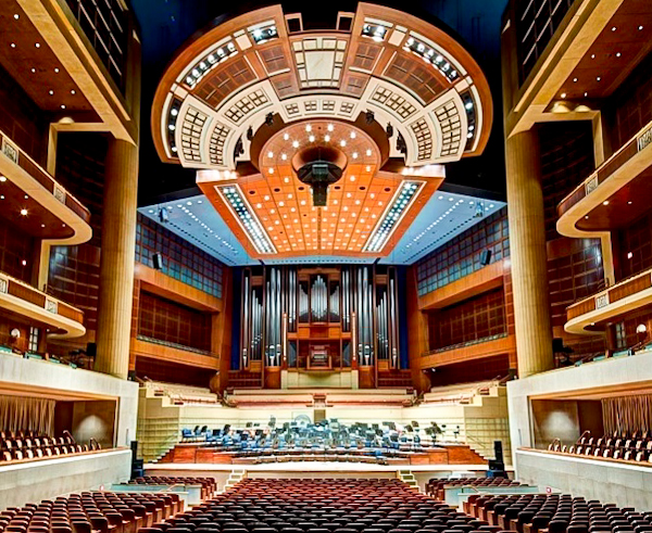 Dallas Landmarks - Meyersen Symphony Center