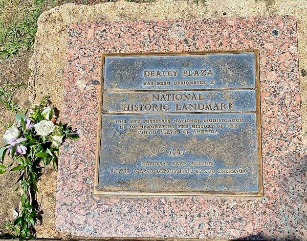 Dallas Landmarks - JFK Assassination Site