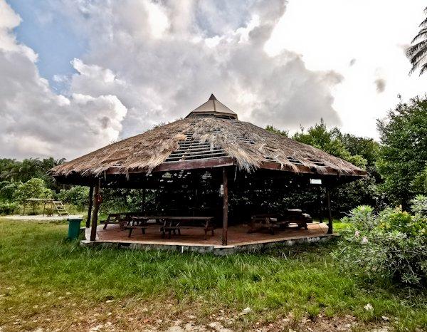Food Pavilion, Lekki Conservation Centre