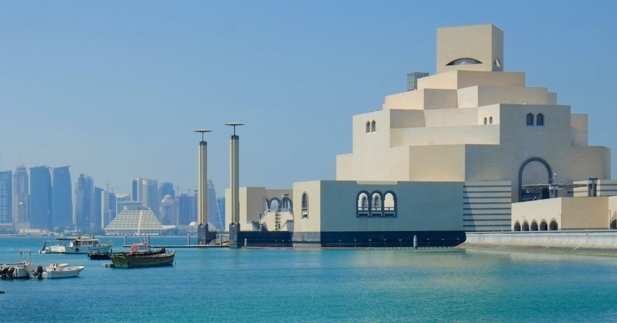 Enjoy the quality in Qatar airways way brilliant activities in Doha, Qatar