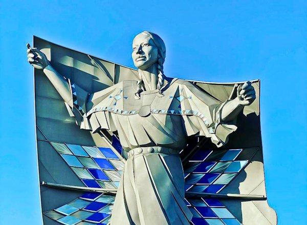 Dignity Sculpture, South Dakota