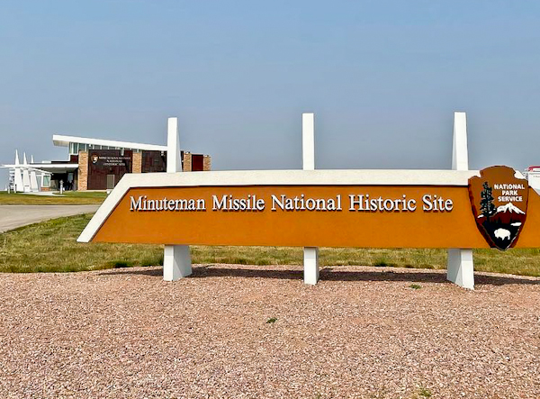 Minuteman Missile Visitors Center, South Dakota